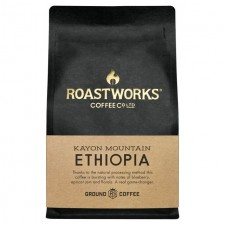Roastworks Ethiopia Natural Ground Coffee 200g