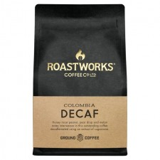 Roastworks Decaf Colombia Ground Coffee 200g