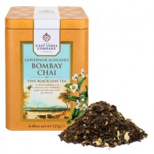 East India Co Governor Aungiers Bombay Chai Leaf Tea 125g