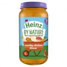 Heinz 7 Month Sunday Chicken Dinner 200g