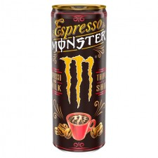 Monster Energy Espresso and Milk 250ml Can