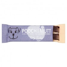 Pooch and Mutt Tasty Turkey Natural Dog Chews 2 x 25g