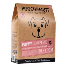 Pooch and Mutt Puppy Complete Grain Free Superfood 1kg