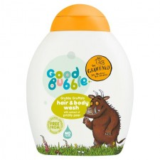 Good Bubble Grubby Gruffalo Hair and Body Wash with Prickly Pear Extract 250ml