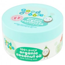 Good Bubble Organic Coconut Oil 185g