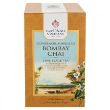 East India Co Governor Aungiers Bombay Chai Tea 20 Sachets