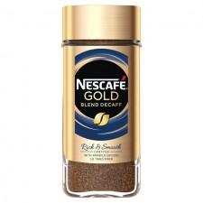 Nescafe Gold Blend Decaffeinated Coffee 100g