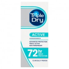 Triple Dry Anti-Perspirant Roll-On Active 50ml