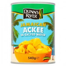 Dunns River Ackee In Salted Water 540G