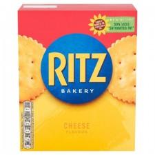 Ritz Cheese Crackers 200g Box