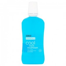 Tesco Coolmint Mouthwash 500ml