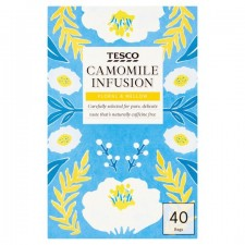Tesco Camomile Tea 40 Teabags