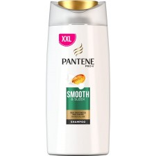Pantene Smooth and Sleek Shampoo 700ml