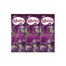 Ribena Blackcurrant 6 x 250ml