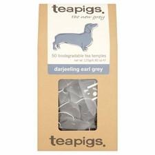 Teapigs Darjeeling Earl Grey 50 Teabags