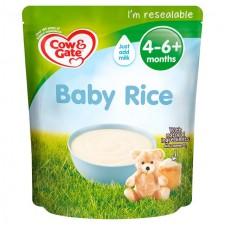 Cow And Gate 4 Months Pure Baby Rice 100g