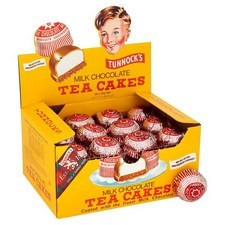 Catering Pack Tunnocks Milk Chocolate Teacakes 36 x 24g