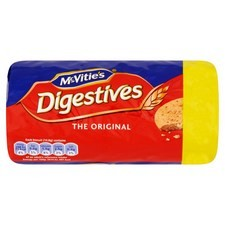 Retail Pack McVities Digestives Original 12x400g