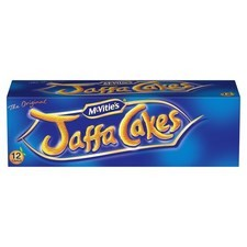 Retail Pack McVities Jaffa Cakes 12x150g