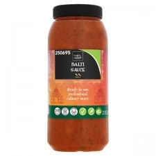 Catering Size Chefs Larder Balti Curry Sauce 2.15kg