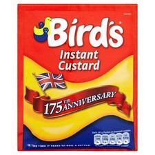 Birds Instant Custard Original 75g Sachet
