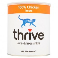 Thrive Chicken Cat Treats Maxi Tube 200g