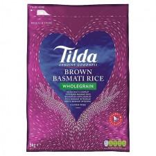 Tilda Brown Basmati Rice 5kg