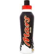 Mars On The Go Cap Milk Drink 376ml