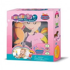 Bath Stickers Dressing Up Set