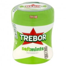 Trebor Softmint Peppermint 100g