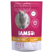 Iams Senior And Mature Dry Cat Food Chicken 700g