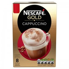 Retail Pack Nescafe Cappuccino 6x8 Sachets