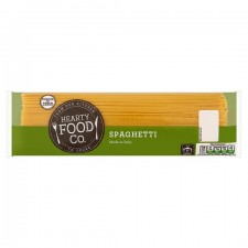 Hearty Food Co Spaghetti 500G