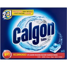 Calgon Tablets 45 Pack