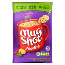 Mug Shot Noodles Thai Style 55g