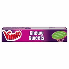 Retail Pack Vimto Chewy Sweets 30g