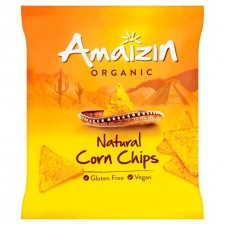 Amaizin Natural Corn Chips 75g