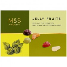 Marks and Spencer Jelly Fruits 200g