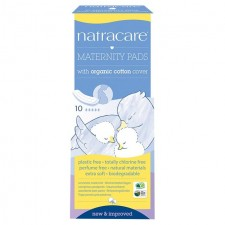 Natracare New Mother Maternity Pads x 10