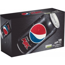 Pepsi Max 15 x 330ml Cans