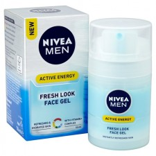 Nivea for Men Active Energy Fresh Look Face Gel 50ml