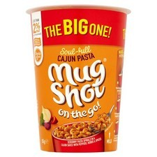 Mug Shot Big One Cajun Pasta 85g