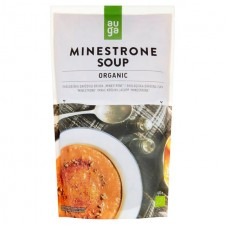 Auga Organic Vegetable Minestrone Soup 400g