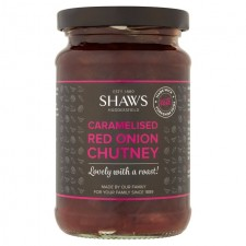 Shaws Caramelised Red Onion Chutney 310g