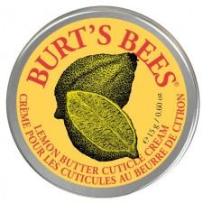 Burts Bees Lemon Butter Cuticle Cream 15g