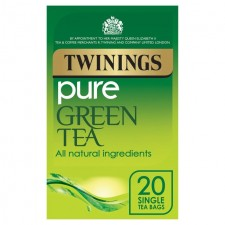 Twinings Pure Green Tea 20 Teabags