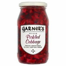 Garners Pickled Cabbage 454g