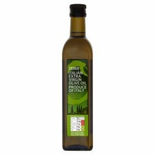 Tesco Italian Extra Virgin Olive Oil 500ml