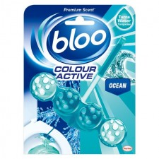 Bloo Colour Active Turquoise Ocean Rim Block 50g