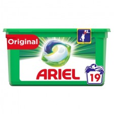 Ariel 3In1 Bio Pods 19 Washes